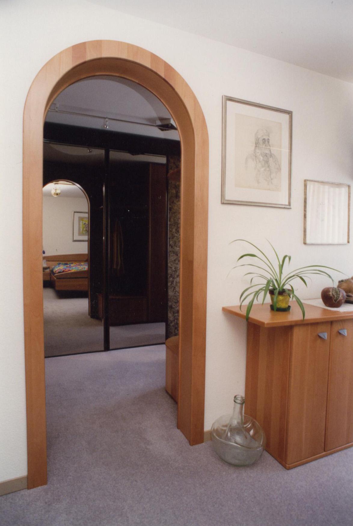 Großzügig Installation Neue Tür Und Rahmen Ideen ...